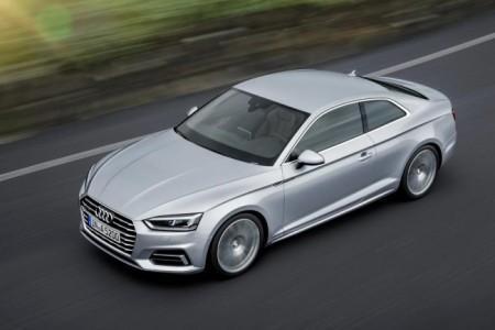 Audi A5 2 генерации