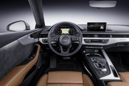 Audi A5 Coupe 2 - салон