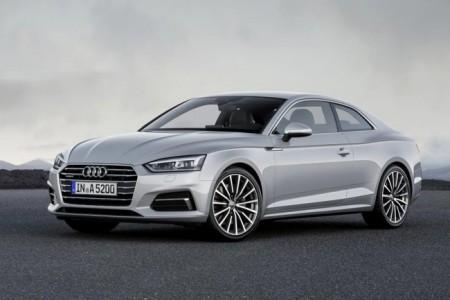Audi A5 Coupe 2