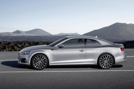 Audi A5 Coupe 2017