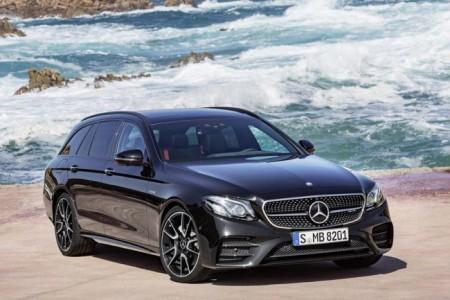 Mercedes-AMG E-Class Estate 2017