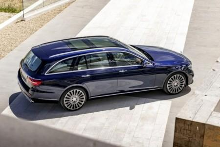 Mercedes-Benz E-Class Estate S213