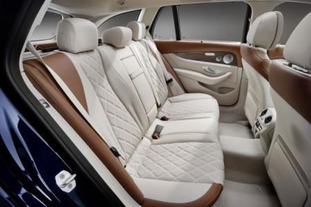 Mercedes E-Class Estate - интерьер