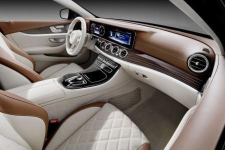 Mercedes E-Class Estate - салон