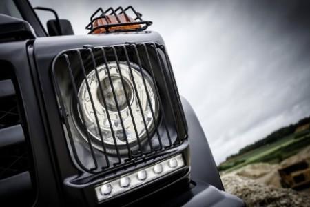 Mercedes G-Class Professional - защита фары