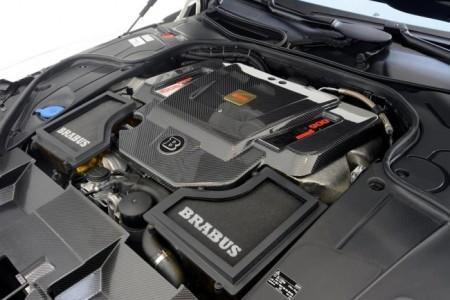 тюнинг двигателя V12 Maybach от Brabus 900