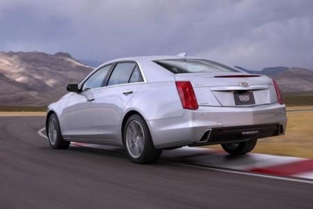 Cadillac CTS рестайлинг 2017