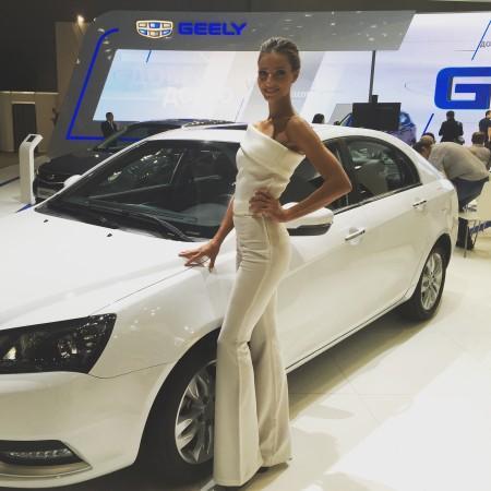 Модели Geely ММАС 2016