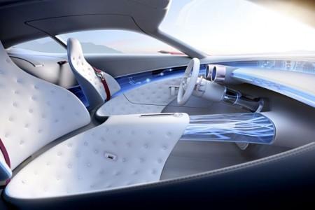 Mercedes-Maybach 6 Concept - интерьер