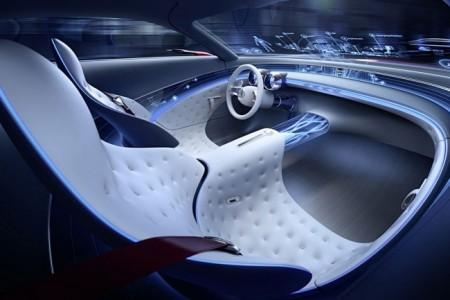 Mercedes-Maybach 6 Concept - салон