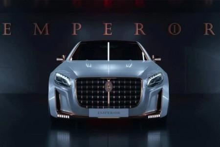 Mercedes-Maybach S600 Emperor I