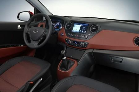 Hyundai i10 рестайлинг 2017