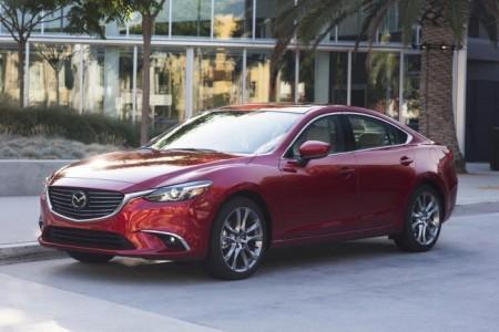 Mazda 6 рестайлинг 2017