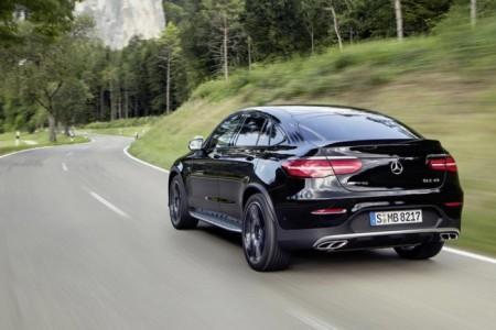 Mercedes-AMG GLC 43 Coupe 4MATIC