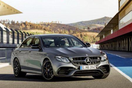 Mercedes-AMG E63 4MATIC W213