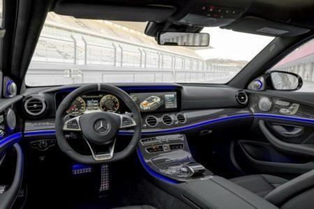 Mercedes-AMG E63 W213 - салон
