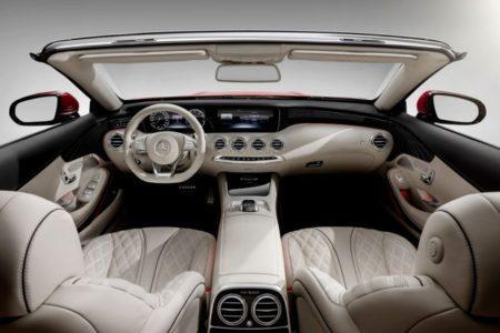 Mercedes-Maybach S650 - салон