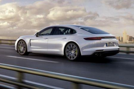 Porsche Panamera Turbo Executive 2 поколения