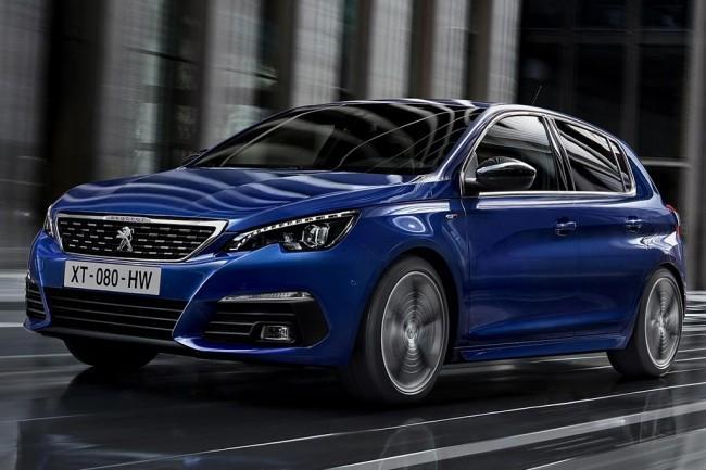Peugeot 308 new 2018