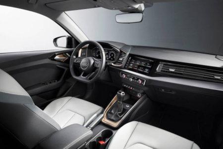 Audi A1 Sportback 2019 - салон