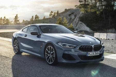 BMW 8-Series Coupe 2018