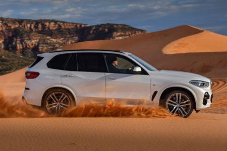 BMW X5 в новом кузове 2019 - экстерьер