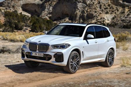 BMW X5 2019 в кузове G05 - экстерьер