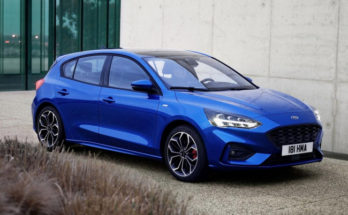 Ford Focus ST-Line 2019
