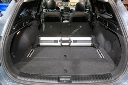 KIA Ceed Sportswagon - багажник