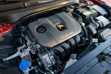 KIA Cerato 4 поколения - двигатель