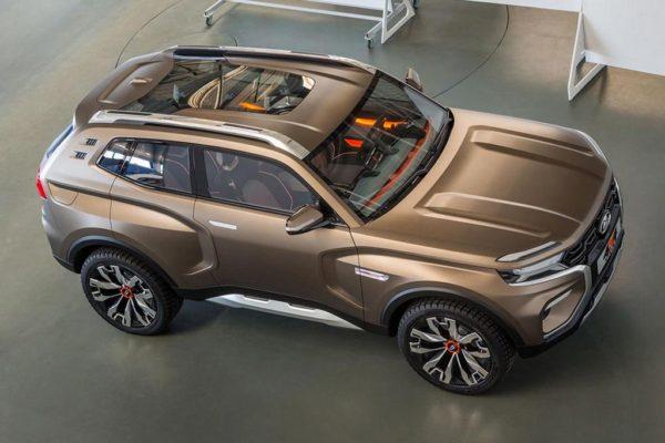 Lada 4×4 Vision - внешний вид