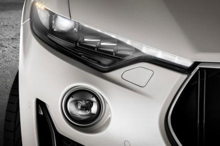 Maserati Levante GTS - передние фары