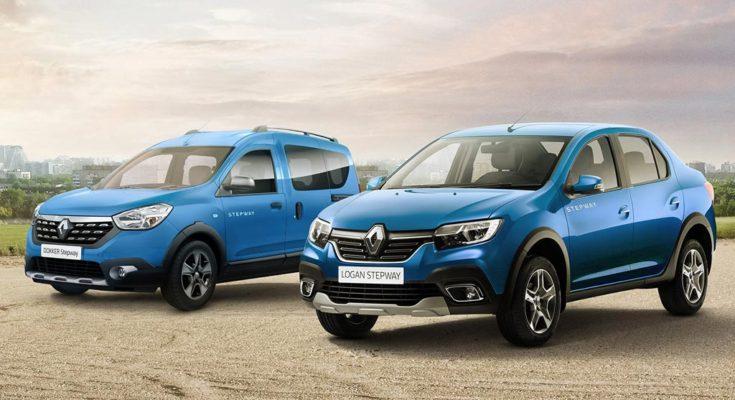 Renault Logan Stapway 2018