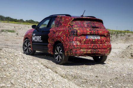 Volkswagen T-Cross 2018-2019