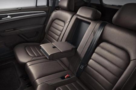 Volkswagen Teramont 2018 - интерьер