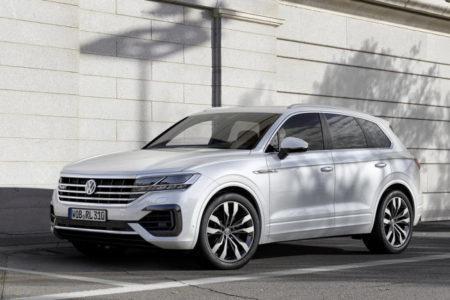 Volkswagen Touareg 2019 R-Line