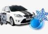 Как происходит заправка кондиционера в автомобиле